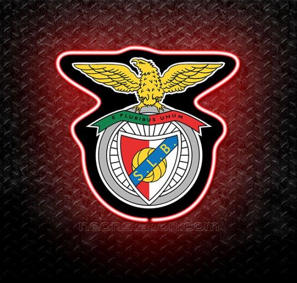 SL Benfica 3D Neon Sign