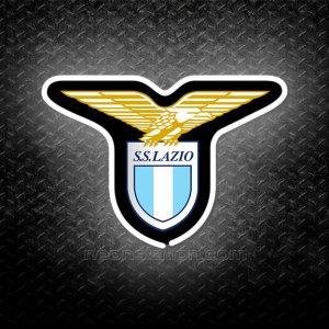 SS Lazio 3D Neon Sign