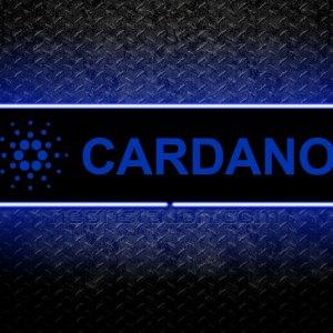 Cardano 3D Neon Sign