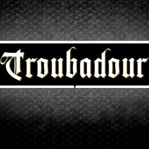 Troubadour 3D Neon Sign
