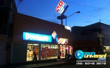 Instalamos anuncios luminosos