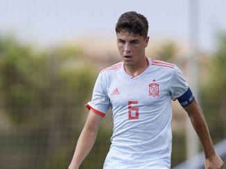 Villarreal midfielder Ivan Morante