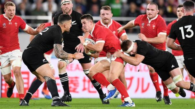 New Zealand secure third place at Rugby World Cup