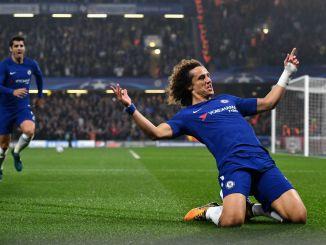 Arsenal 3rd in EPL as David Luiz scores 1st goal for Chelsea.
