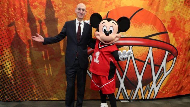 NBA and Disney In Talks