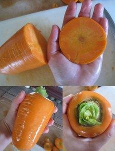 carottes geantes
