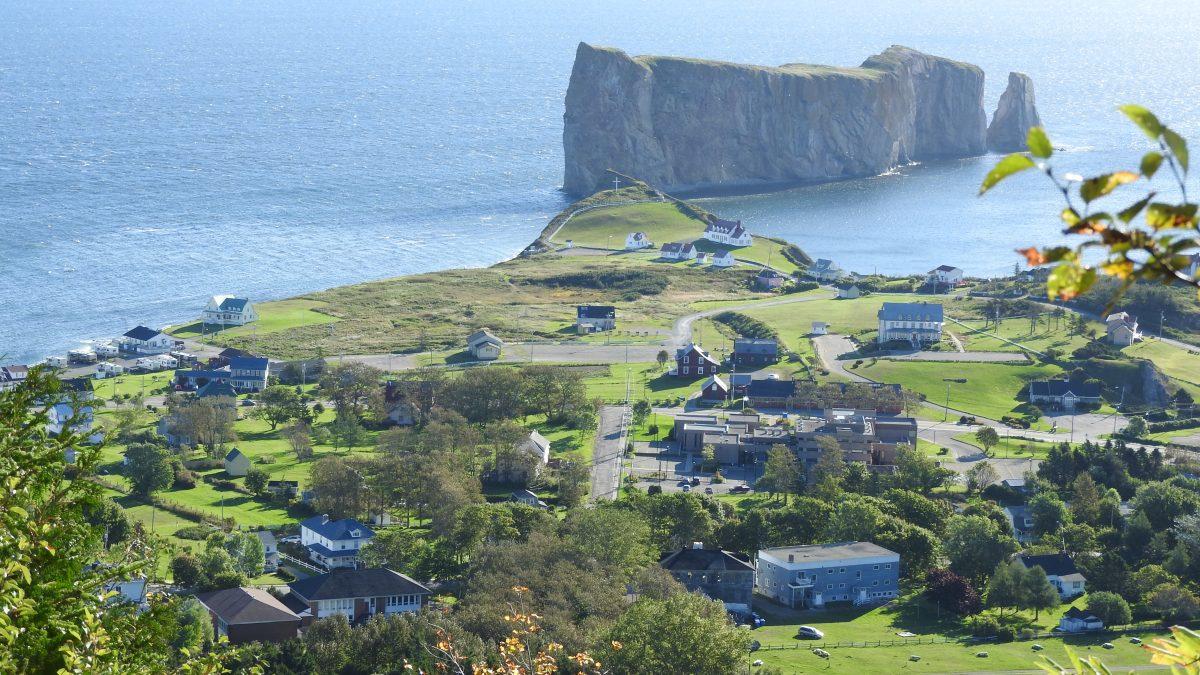 Émouvante, résiliente, inspirante Gaspésie