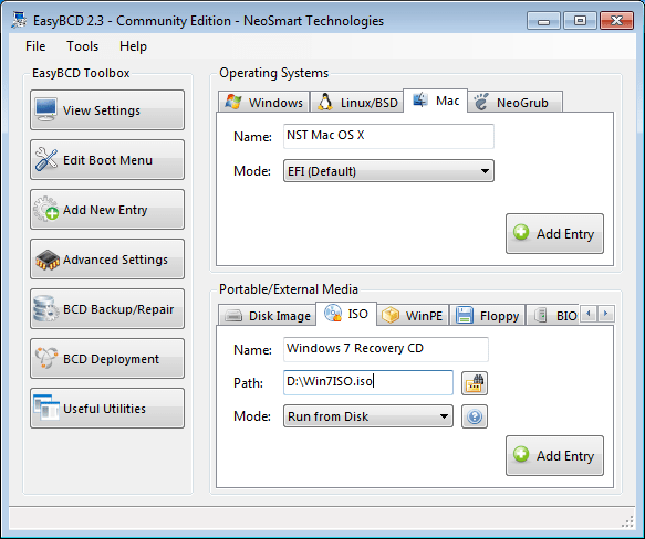 Making an EasyRE Recovery USB