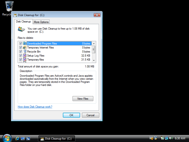 Delete Temporary Files and Folders: Guide for Windows XP