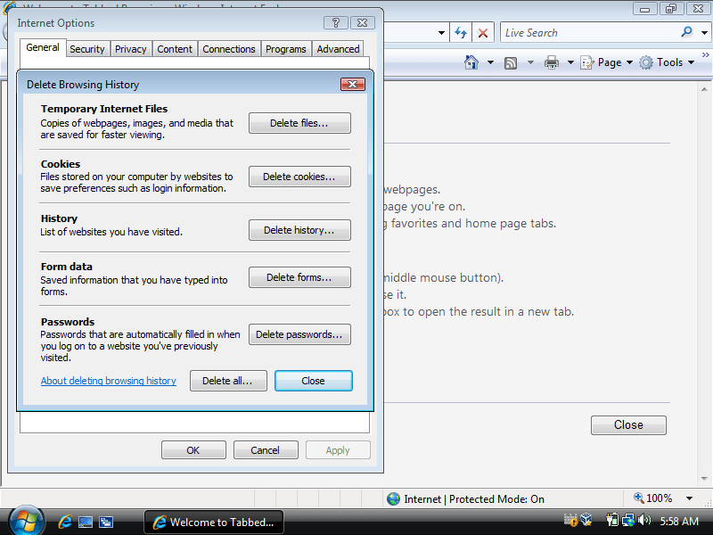 Ie6 download for windows 7 32 bit.