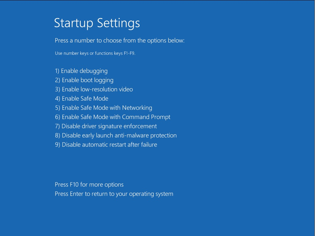Windows couldn't load correctly: Fix for Windows 8, 8 1, 10