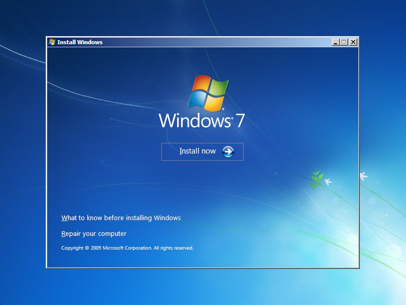 Stuck at Windows is loading files: Fix for Windows Vista, 7
