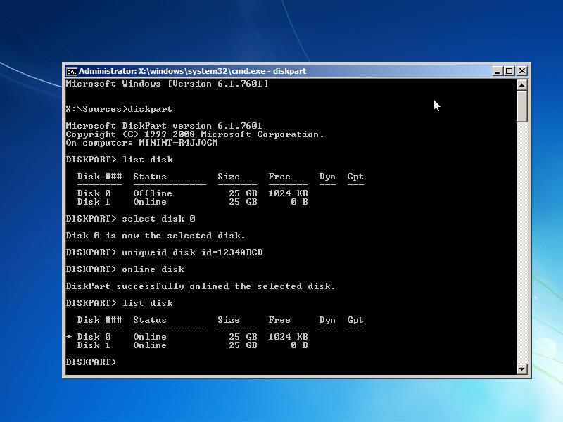 Disk Signature Collision Fix For Windows Xp Vista 7 8 81 10