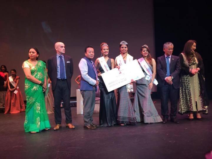 Miss Nepal USA