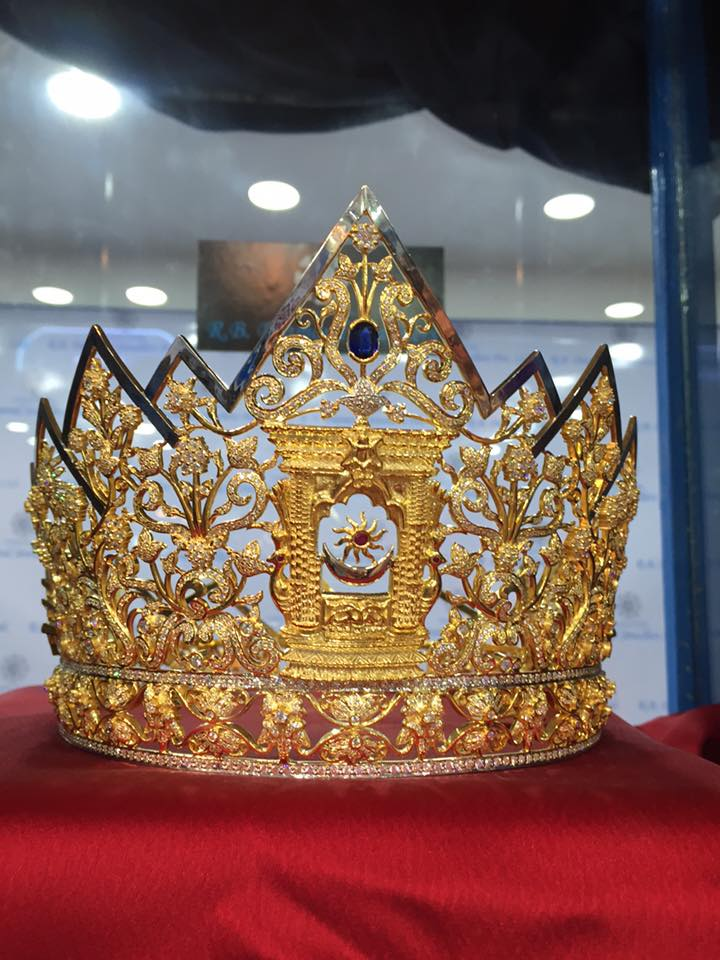 miss nepal crown