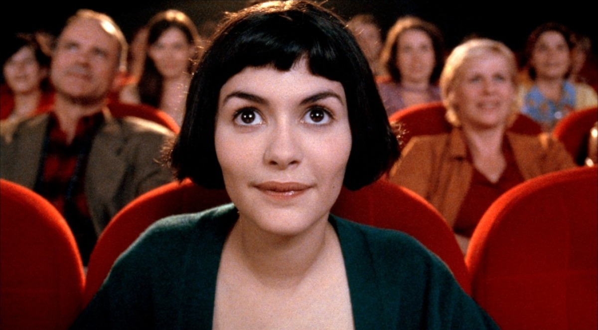 Image result for amelie in theater