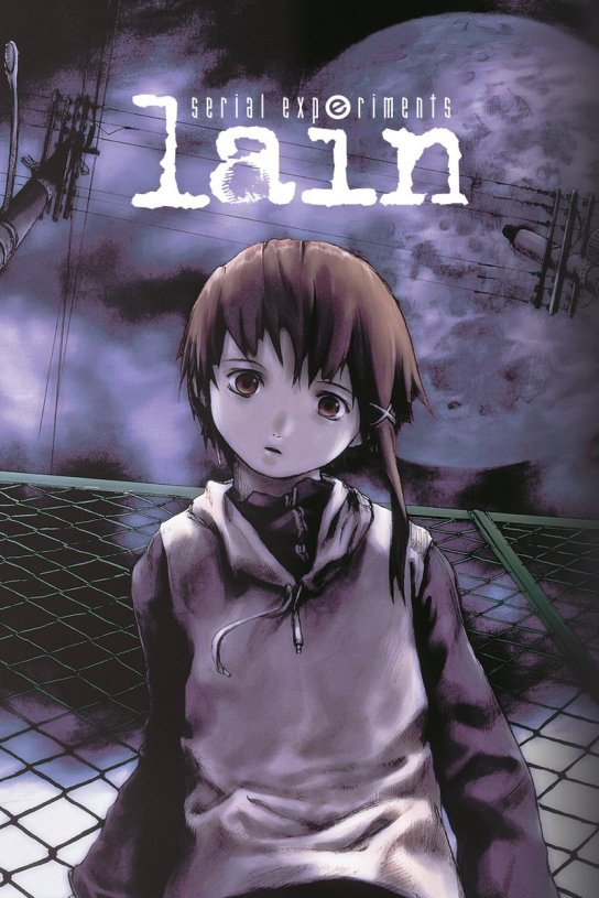 Serial Experiments Lain Review main poster