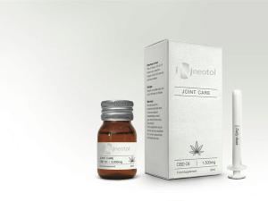 CBD Joint Care Formel – 30ml – CBD Öl mit MSM, Collagen Typ 2 und Vitamin D3
