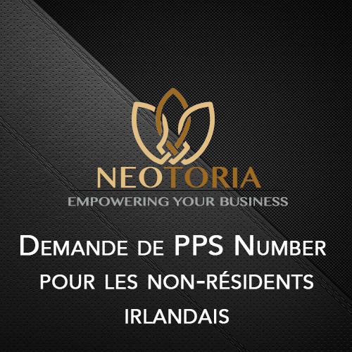Demande PPS Number