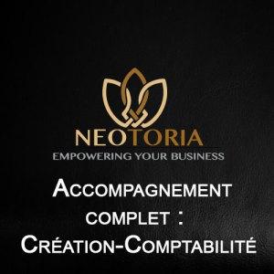 Accompagnement complet création et comptabilité