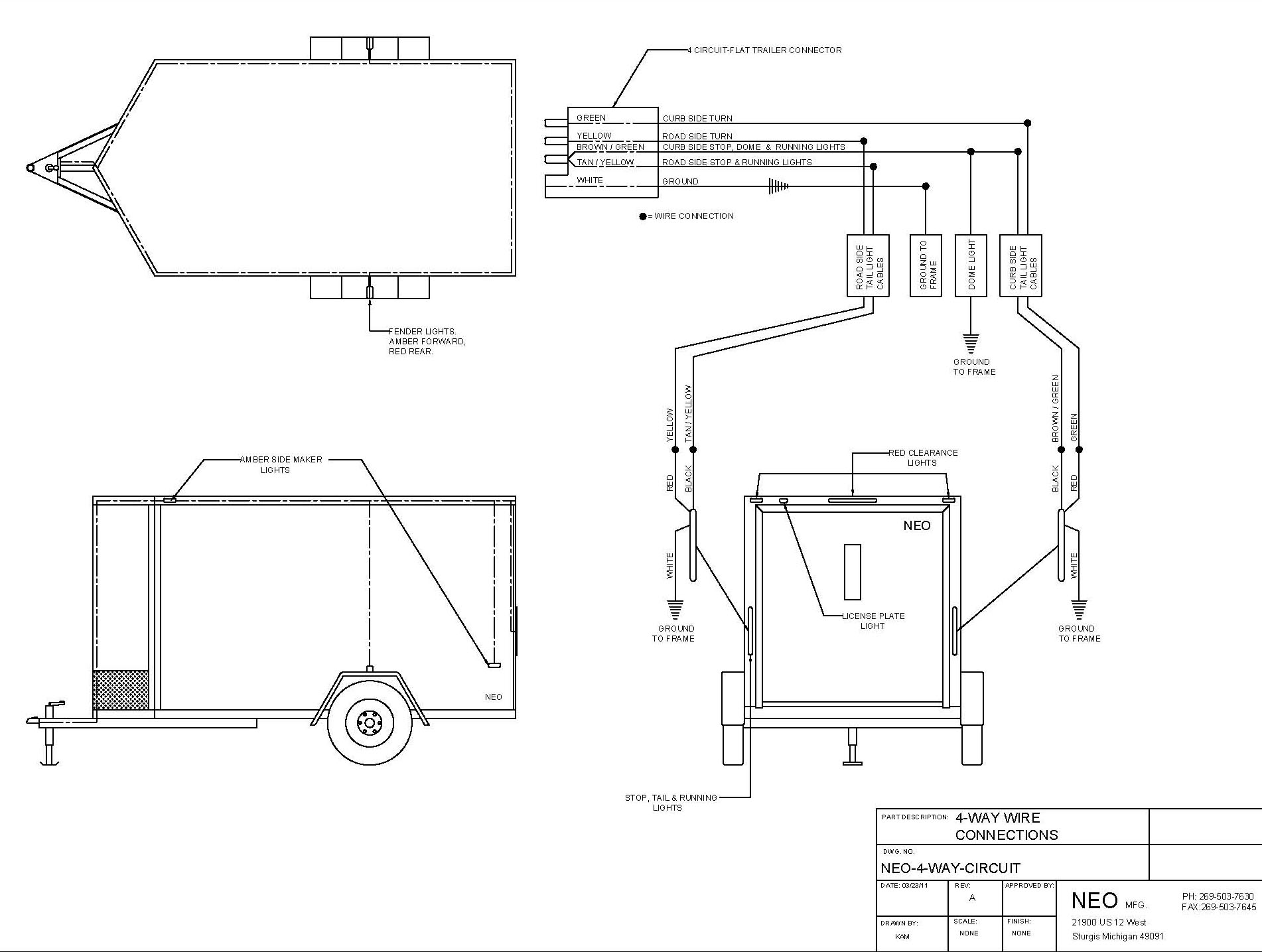 Neo trailers manual rh neotrailers wire trailers wire trailer battery charge diagram