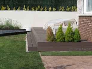 entarimado tarima madera exterior jardin