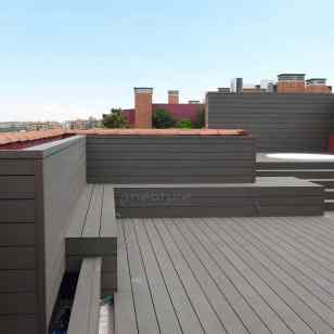 tarima madera sintetica exterior terraza atico