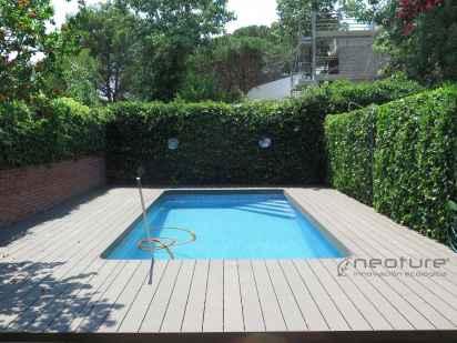 tarima madera sintetica piscinas