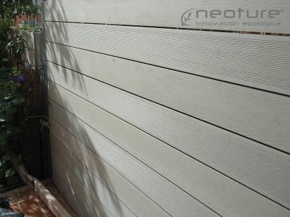 Instalar cerramiento exterior madera tecnologica