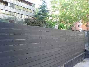 cerramiento madera exterior tecnologica para terrazas