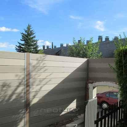 vallado madera exterior terraza