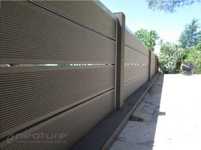 vallado madera sintetica exterior