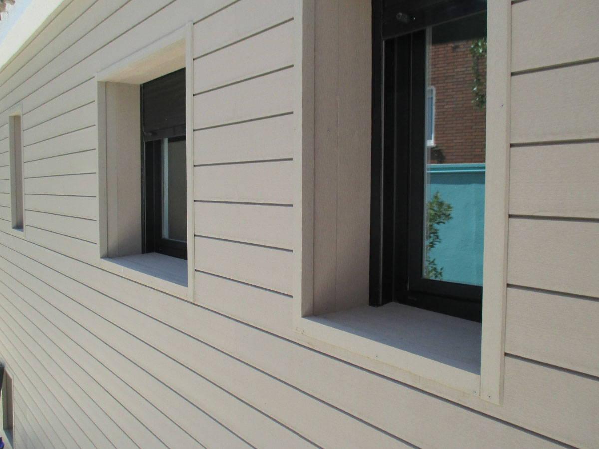 Revestir pared con madera cheap bao con paredes de madera - Revestir pared con madera ...