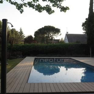 tarima sintetica para piscinas