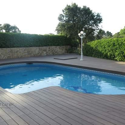 tarima sintetica exterior piscinas