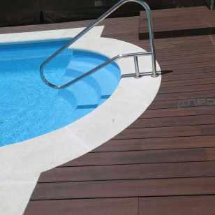 tarima exterior madera tecnologica piscinas
