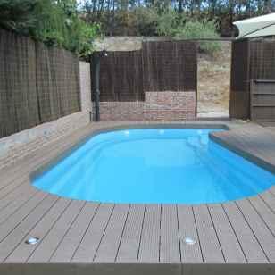 tarima piscina antideslizante