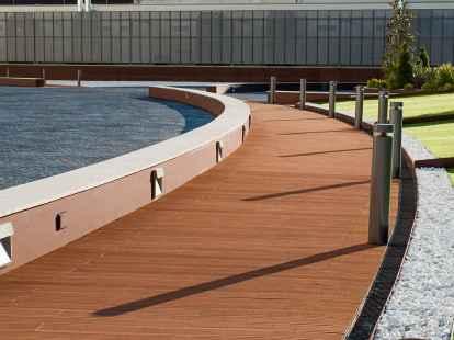 madera tecnologica para tarimas y revestimientos de exterior