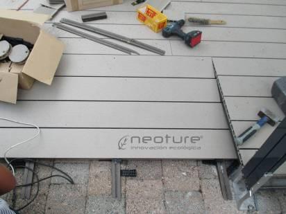 RAMPAS ACCESO. Como instalar rampas de acceso a tarima madera sin mantenimiento.
