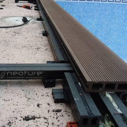 mamperlan tarima composite coronacion piscina