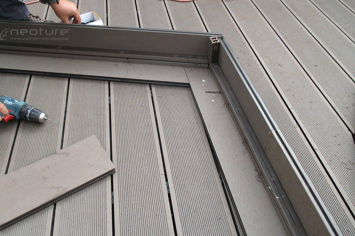Suelo Madera Exterior Barato El Suelo Exterior Ikea La Tarima