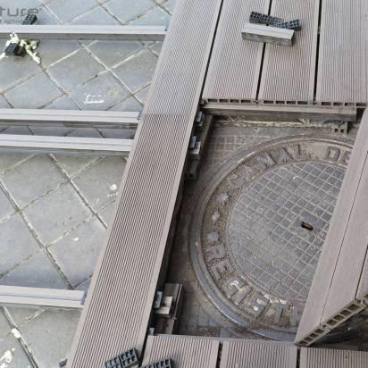 instalacion tarima exterior madera tecnologica