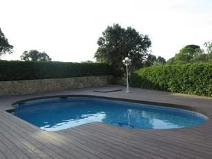 Tarima exterior coextrusionada para zona piscinas