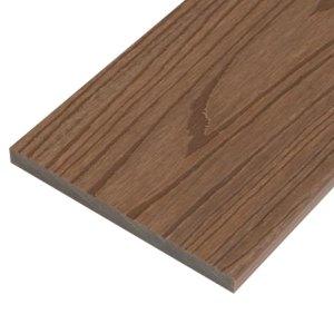 Tapa madera composite encapsulada color ipe