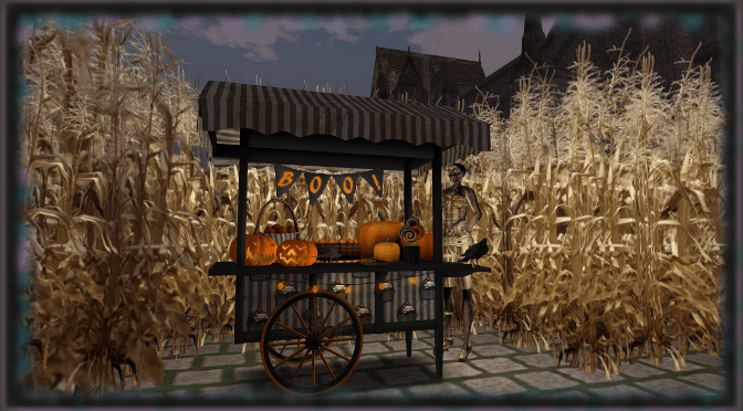 Invitation to the Bewitched Carnival: The Harvest Festival Begins