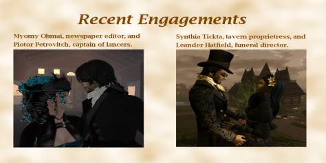 NeoLondon Times Engagements ~ Vol 20