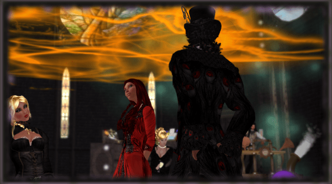 Invitation To Our Second Clockwerk Gala