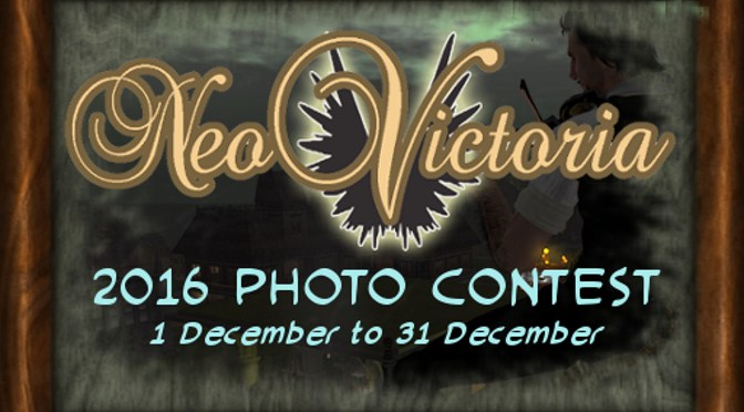 Invitation to the NeoVictoria 2016 Photo Contest