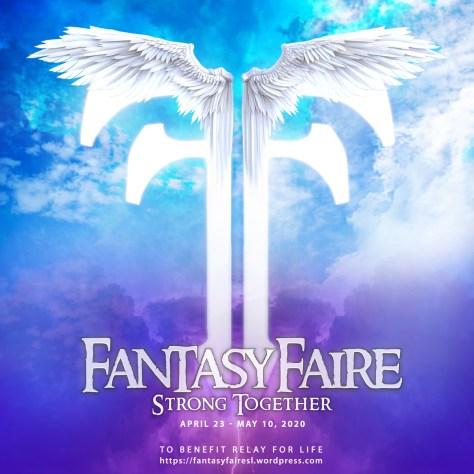 Fantasy Faire 2020 Poster