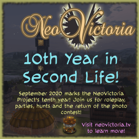 10 Year Anniversary Poster